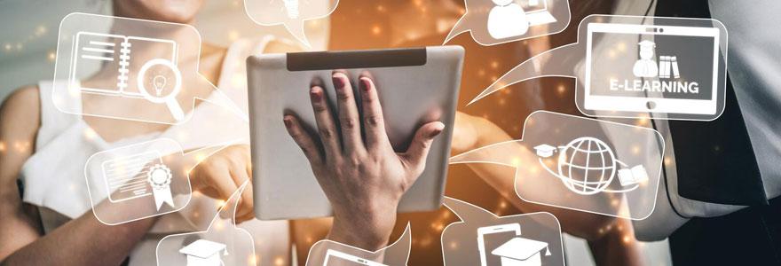 métiers du numérique