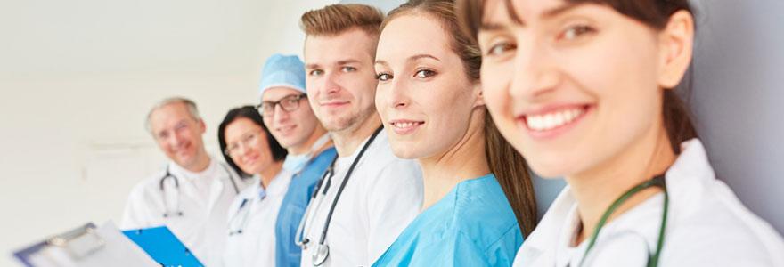 Prises en charge des formations des professionnels de la santé